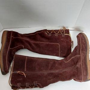 Timberland Fauna moccasin boots